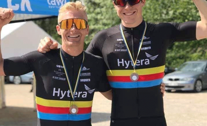 cycling race win