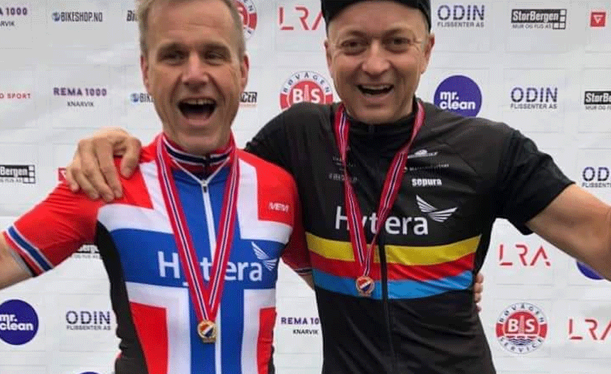 norwegian road cycling champ