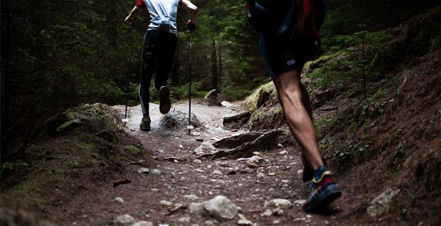 ultra running on trails