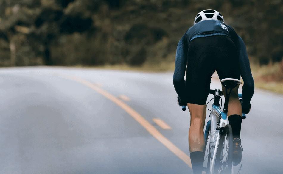 cycling sprint