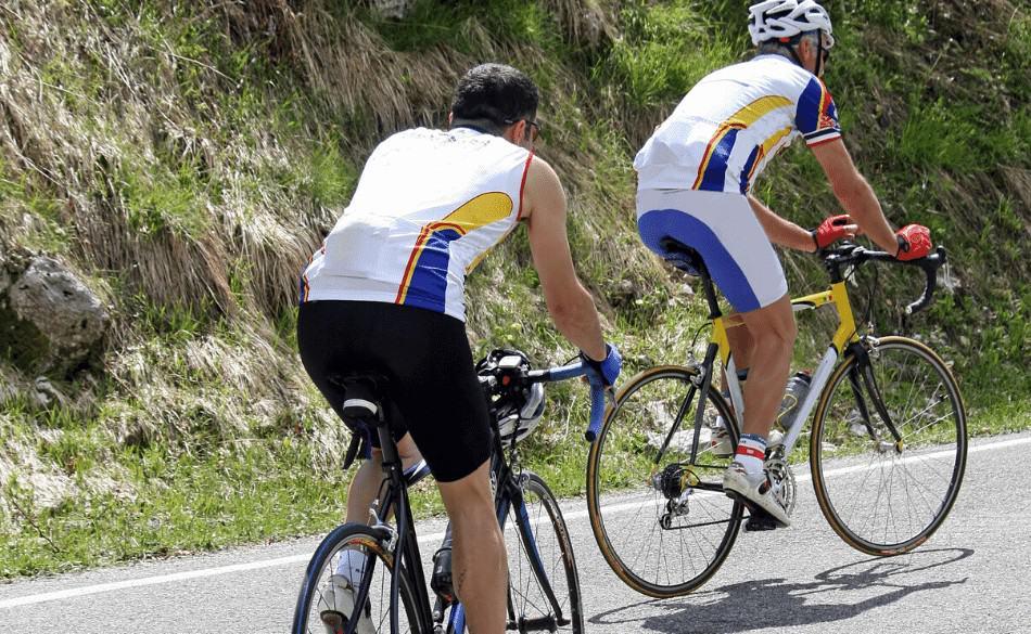 cycling training schedule
