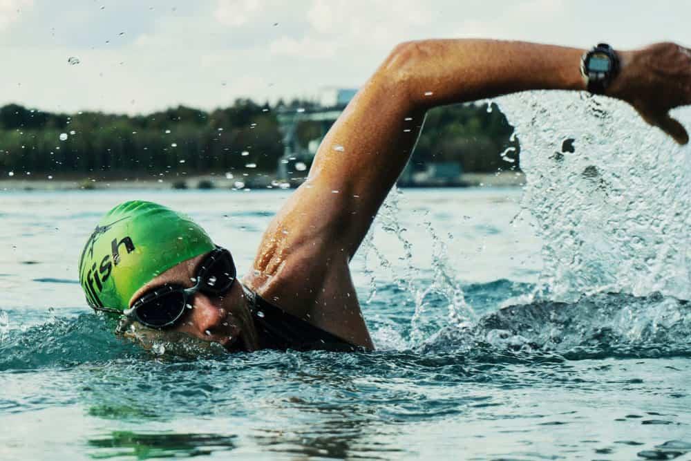 Energy management in triathlon