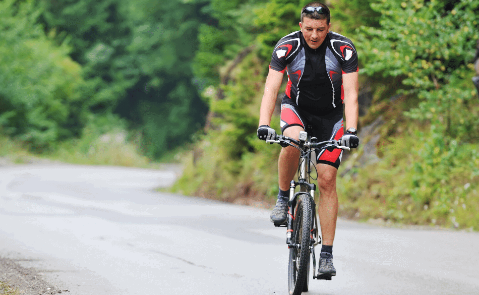 Why is cycling good for your health?