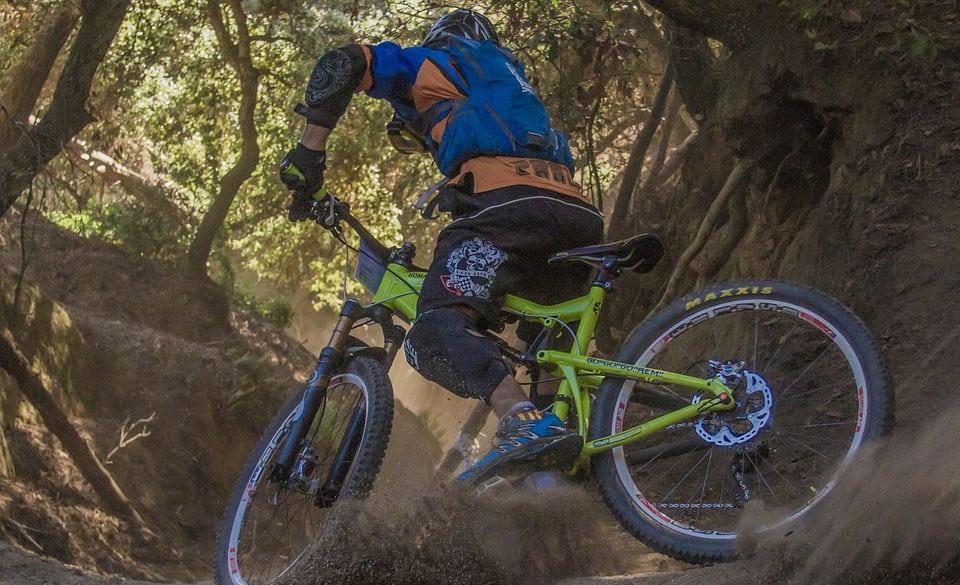 Mountainbiking for beginners