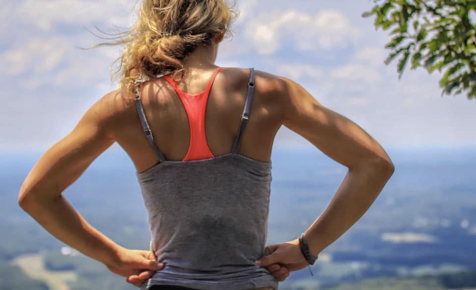 running uphill tips