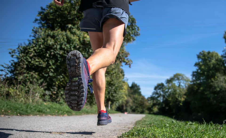 How a runner can protect their feet