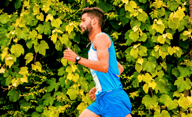 How to get better at running?