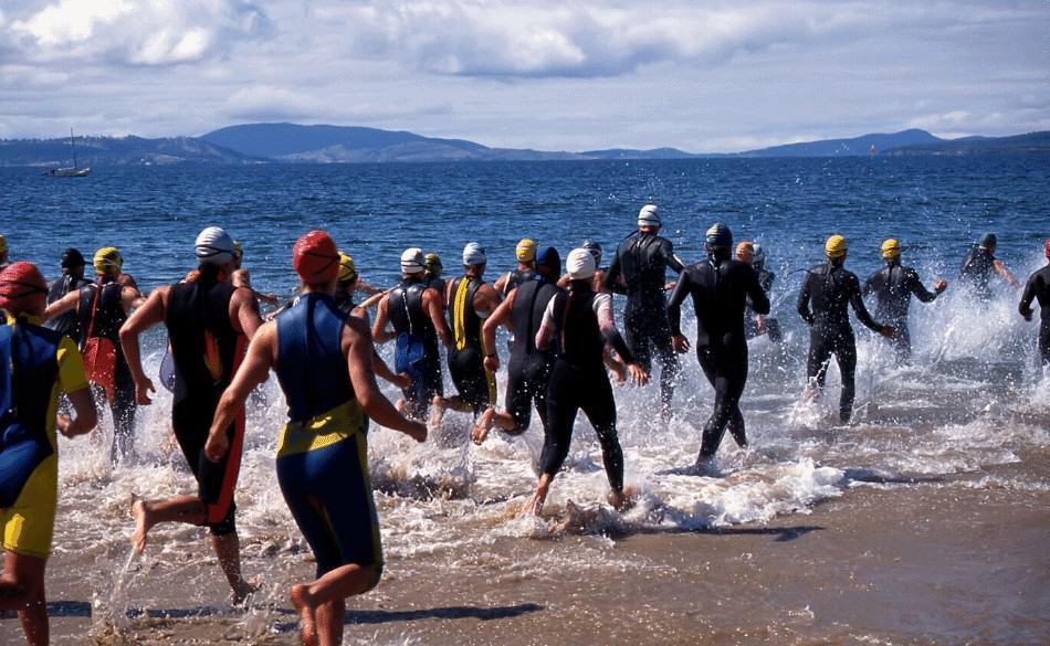 Easiest Ironman Swim Course