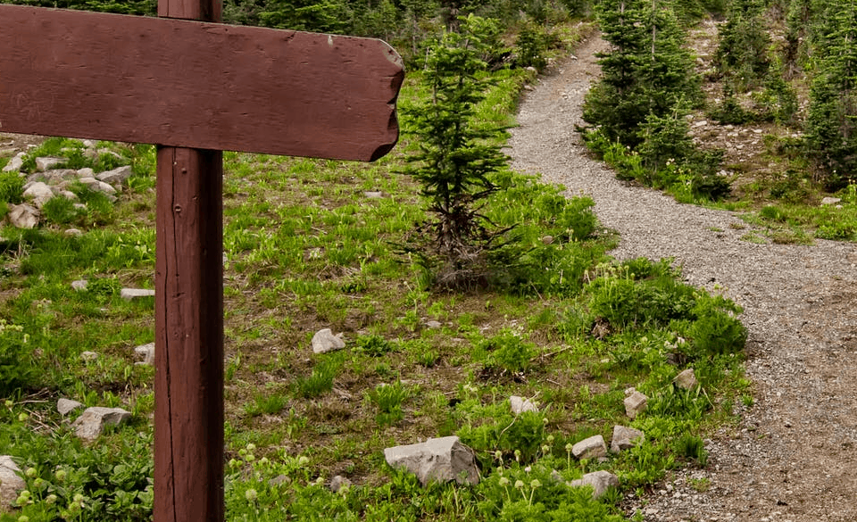 Running on trails