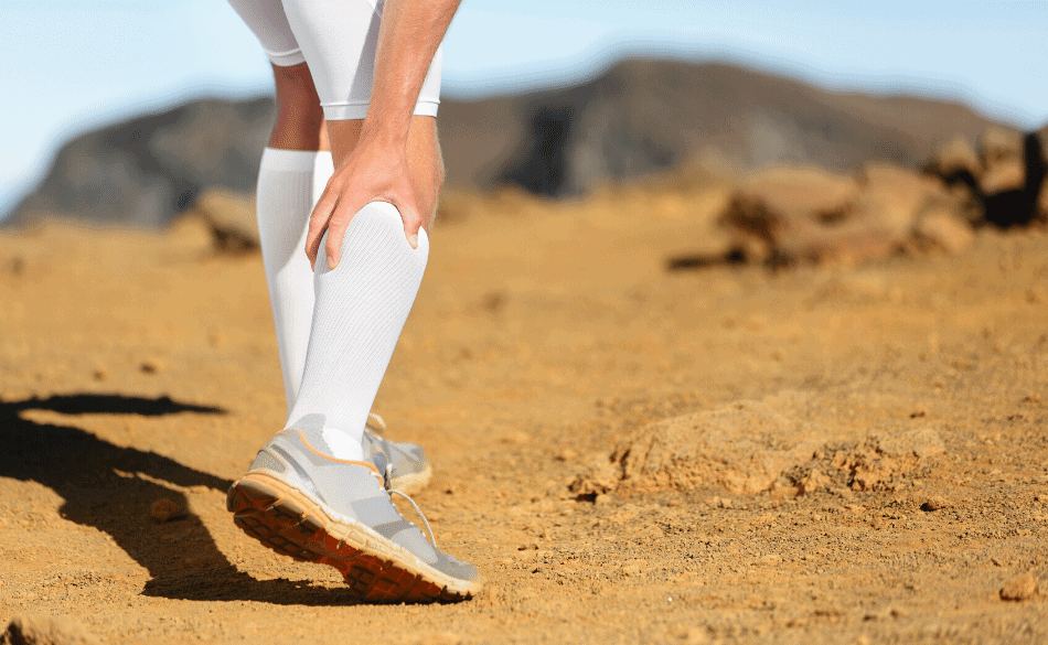 Calf Doms During Triathlons