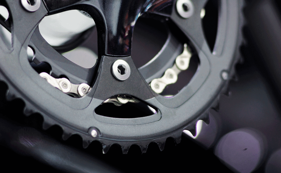 Benefits of compact Crankset