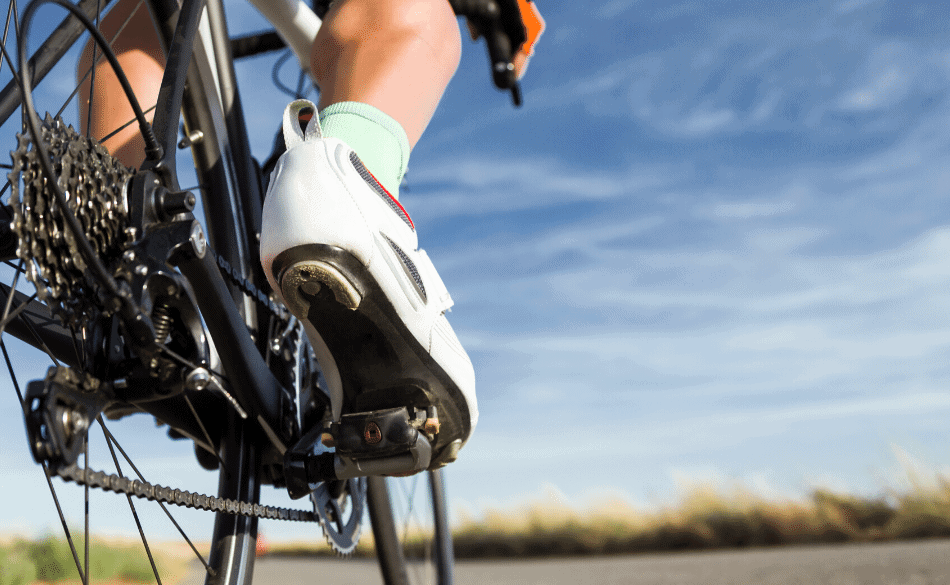 Cycling With A Metatarsal Stress Fracture