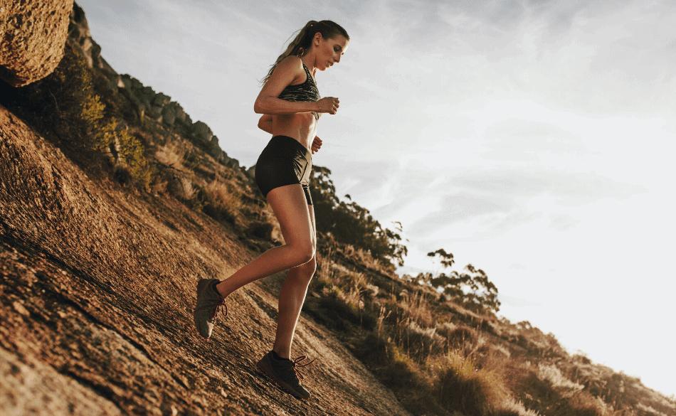 Hill Running Technique