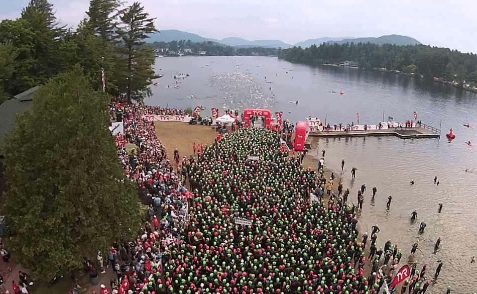 Lake Placid Ironman Course
