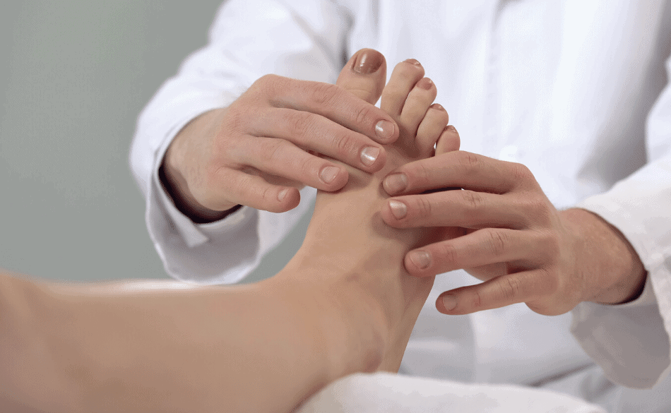 Metatarsal stress fracture recovery