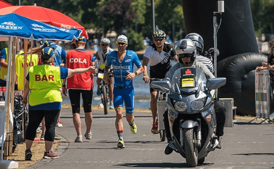 Patrick Lange Marathon Time