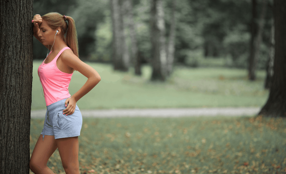 Extreme Fatigue After Running
