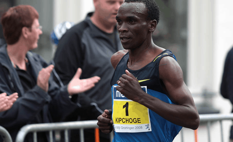 Kipchoge Training Program