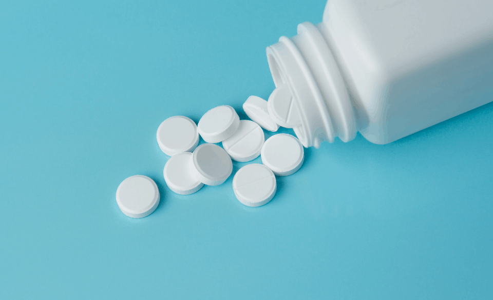 Aspirin Athletic Performance
