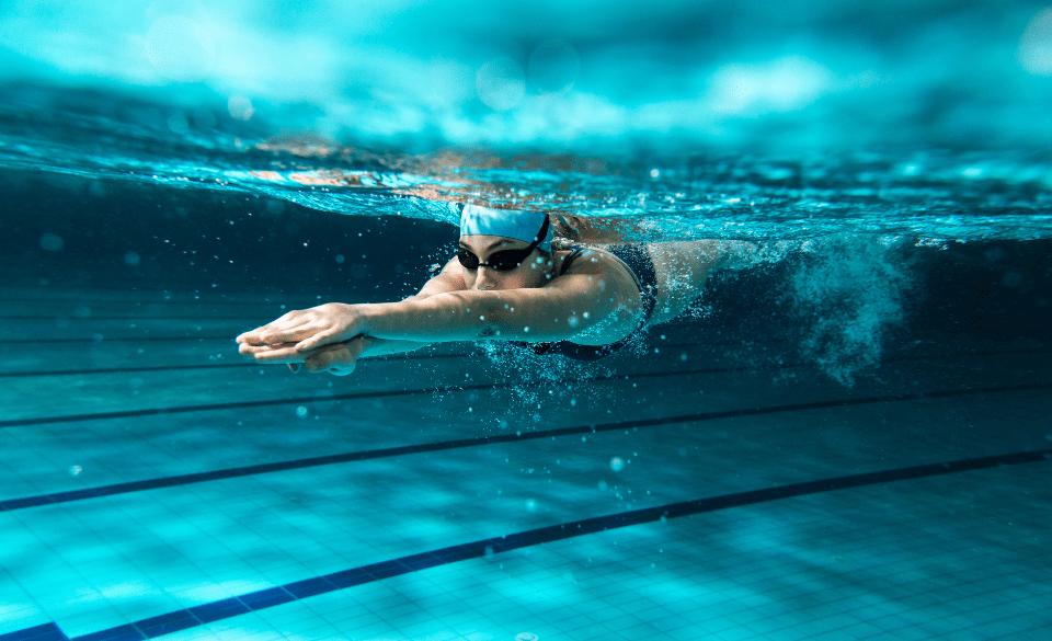 CSS Swim Smooth