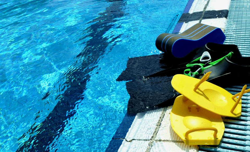 Drag Chute Swimming
