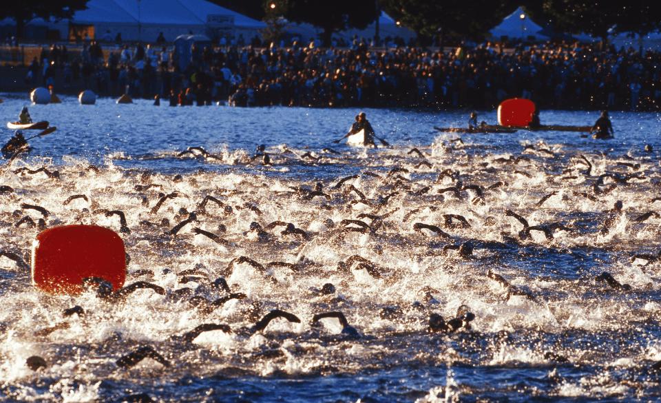 Ironman 70.3 Swim