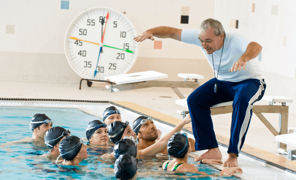 Swimming Pace Clock Worksheet