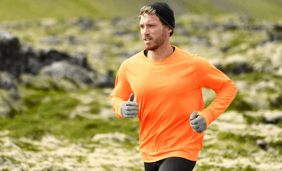 Running After Tooth Extraction