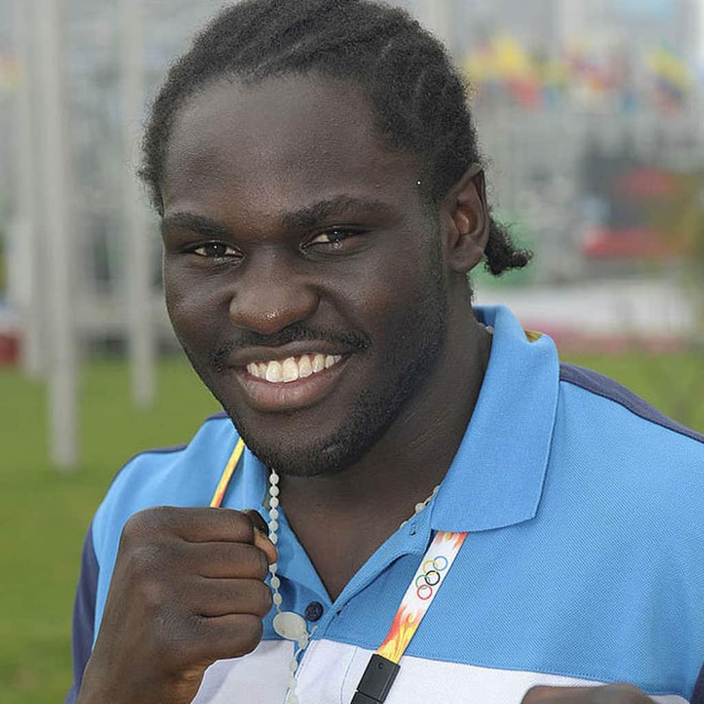 olympic coach