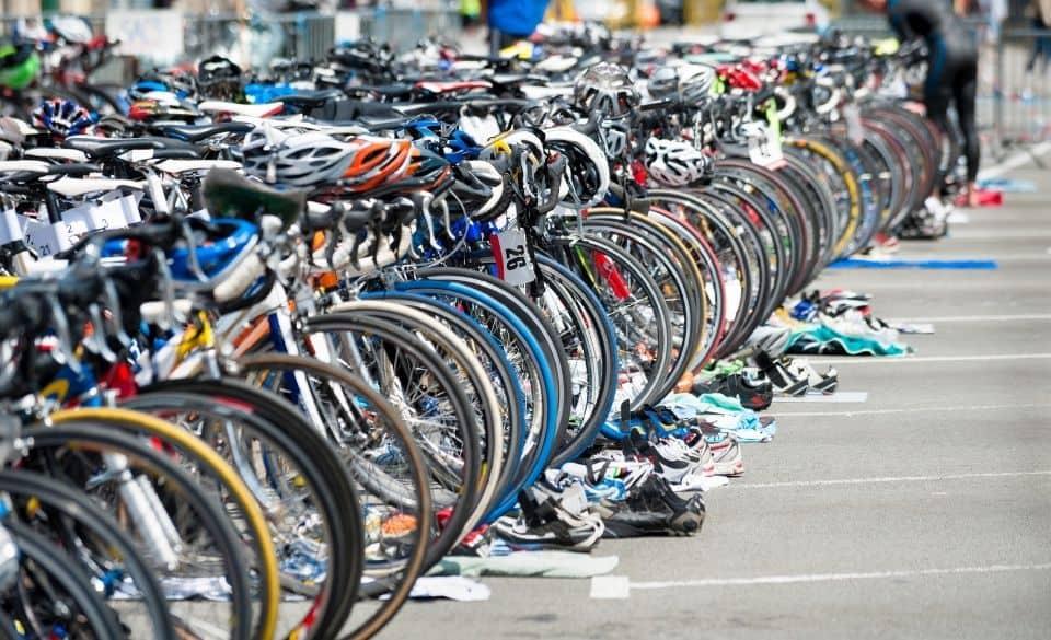 Average Bike Speed For Olympic Triathlon