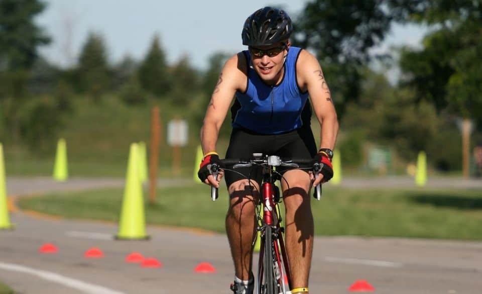 How Fast Do Triathletes Bike