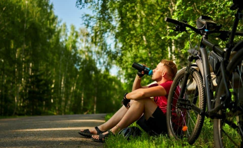 Bonking While Cycling