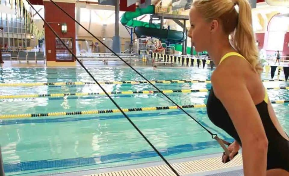 How to Practice Swimming Without a Pool
