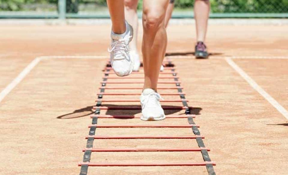 Ickey Shuffle Ladder