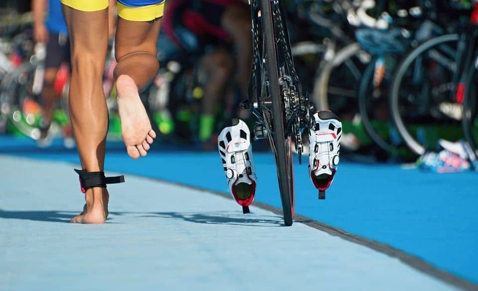 Triathlon Order and Distance
