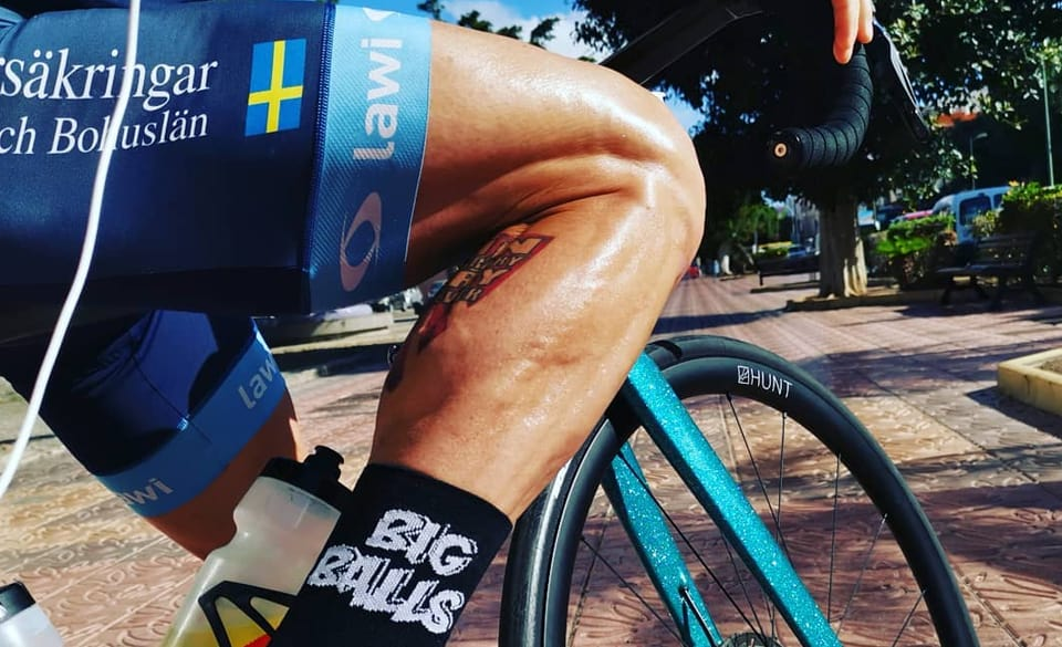What Muscles Does Cycling Tone?