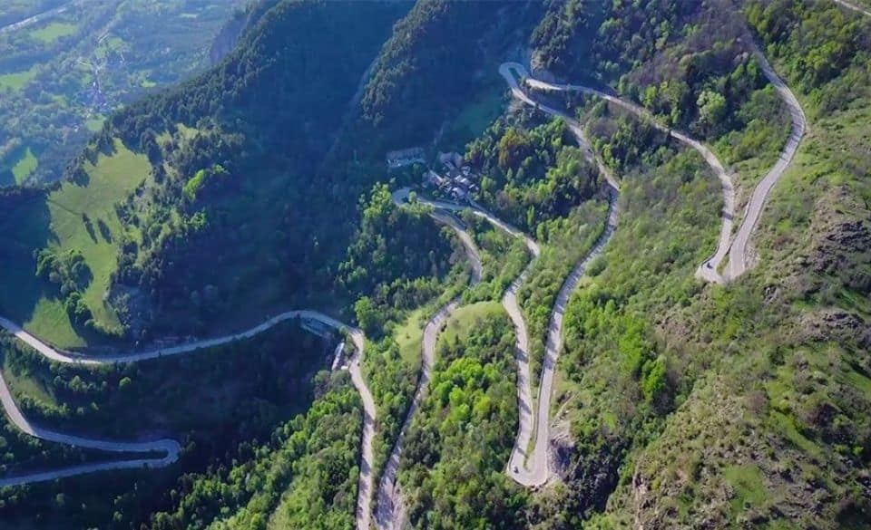 What Is A Hairpin Turn?