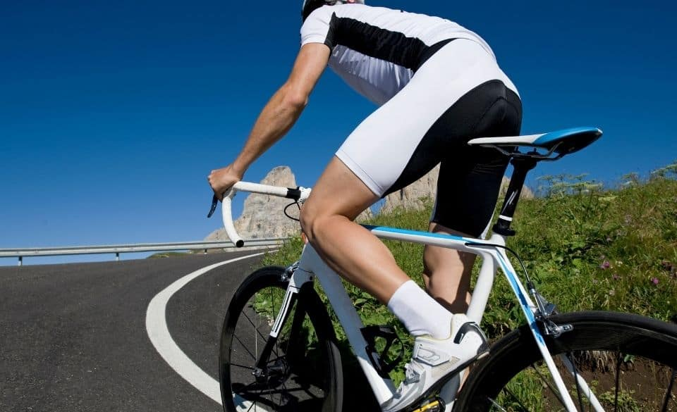 Twisted Pelvis While Cycling