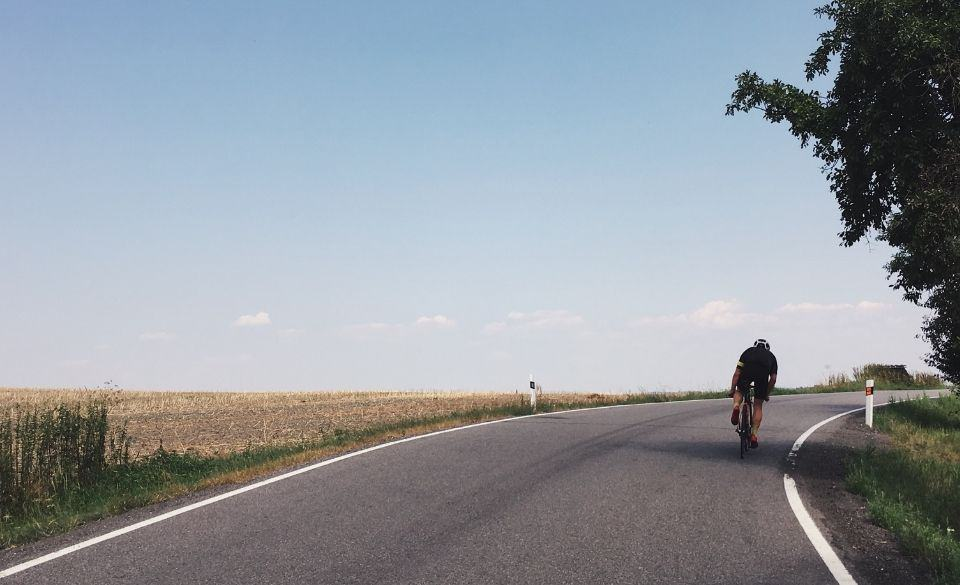 Haute Route Cycling Map