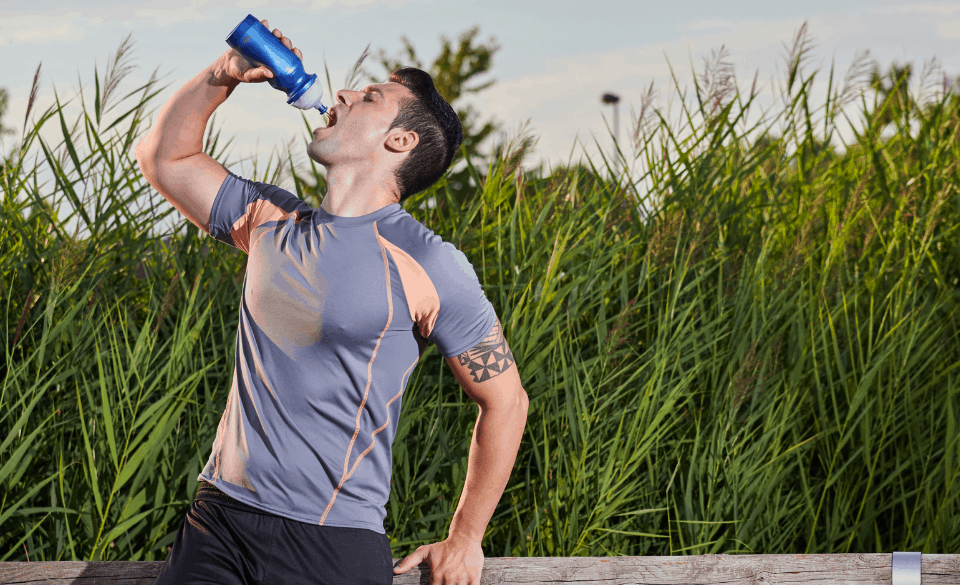 Drinking Water After Running – Why is it Important? UPDATED 2021