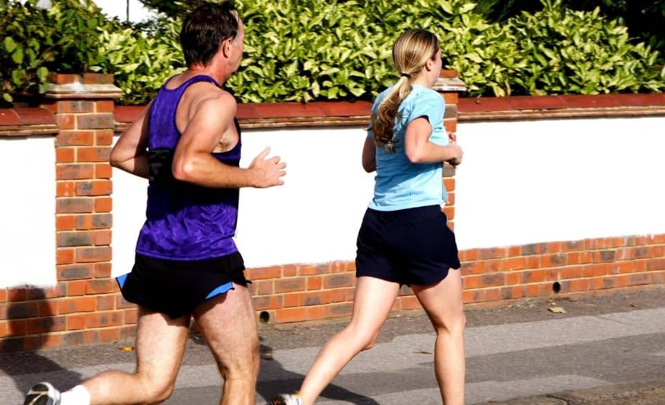 How many miles should I run a week to stay healthy?