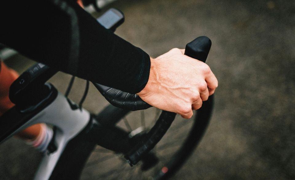 Numb Hands Cycling