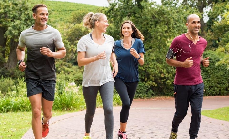 Slow Jogging Benefits