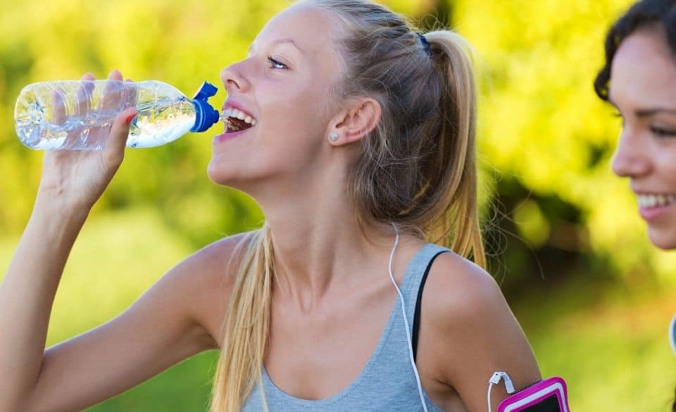 When Should I Drink Water After Running?